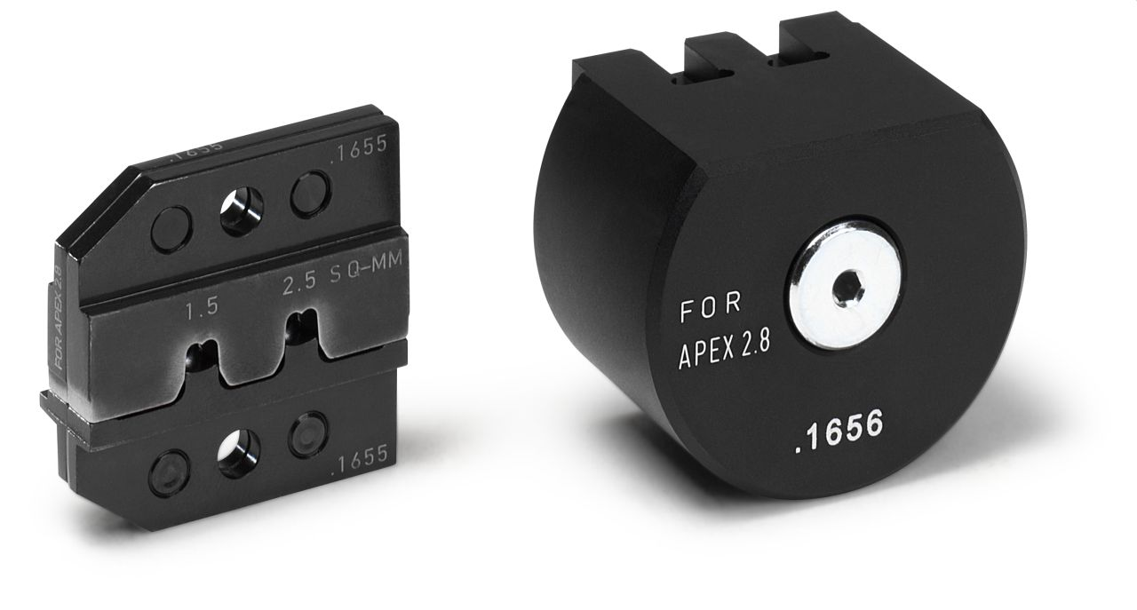 Crimp Solution for APEX 2.8/Yazaki Series Terminals, Cable Range 1.5 - 2.5 SQ-MM