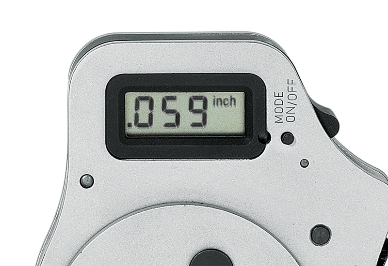 DigiCrimp® - Digital Display Inch