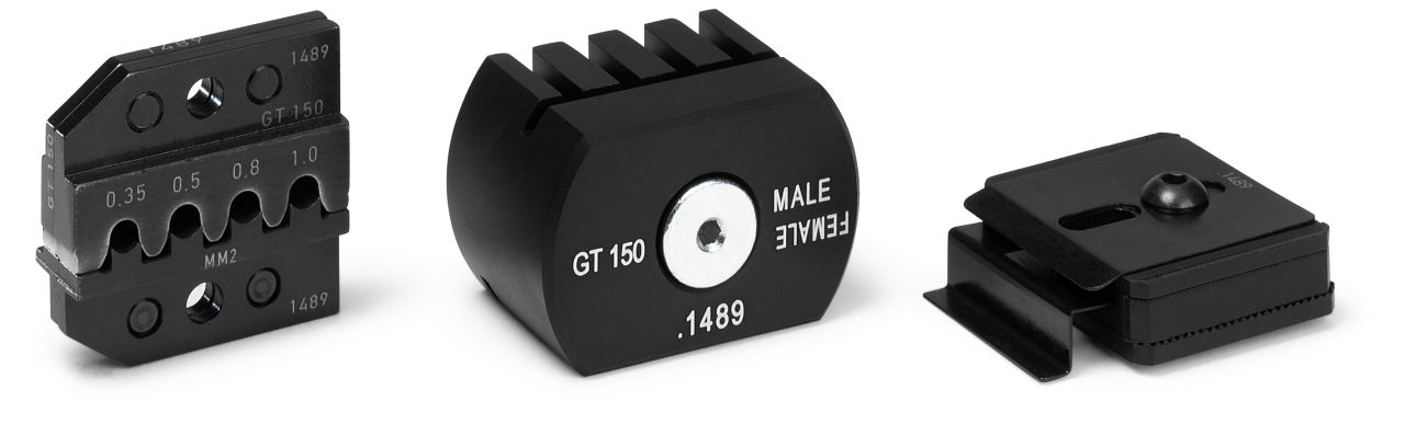 Crimp Solution for GT 150 Series Terminals, Cable Range 0.35 -1.00 SQ-MM