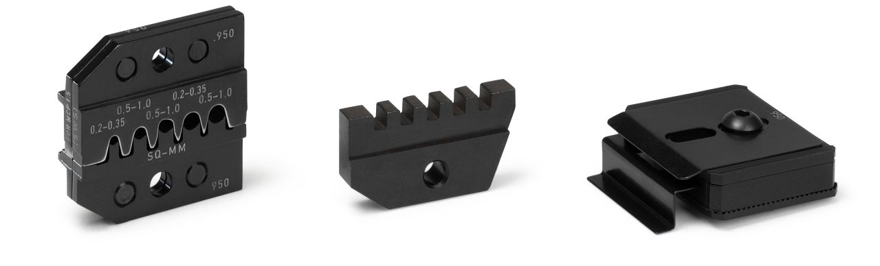 CRIMP DIE SET for MCP 1.5, Cable Range 0.20 - 1.00 SQ-MM